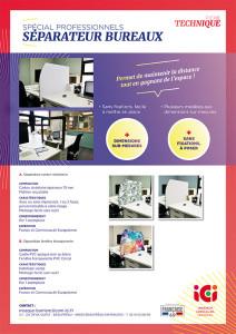 Séparateur bureaux - Pro
